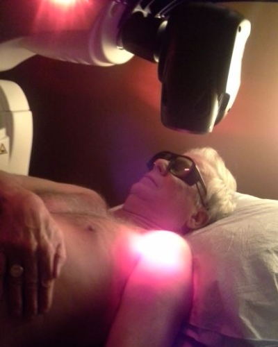 Laser Shoulder Treatment