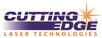 Cutting Edge Laser Technologies Logo